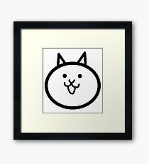 Battle Cat Framed Print