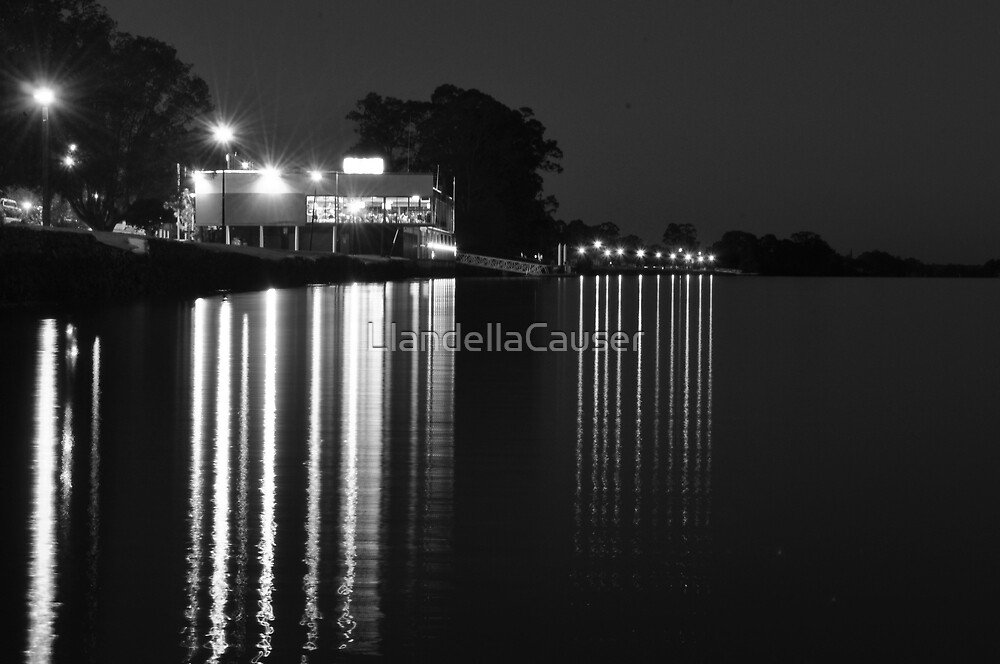 The Salo's Club by LlandellaCauser