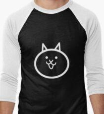 Battle Cat Dark Men's Baseball ¾ T-Shirt
