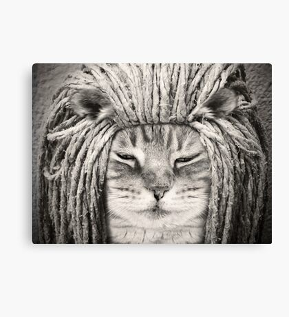 I'm gonna be King of Pride Rock Canvas Print
