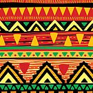 Native Ethnic Tribal Pattern by CroDesign