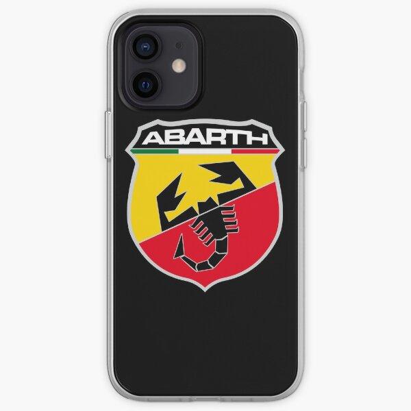 Coques et étuis iPhone sur le thème Abarth   Redbubble