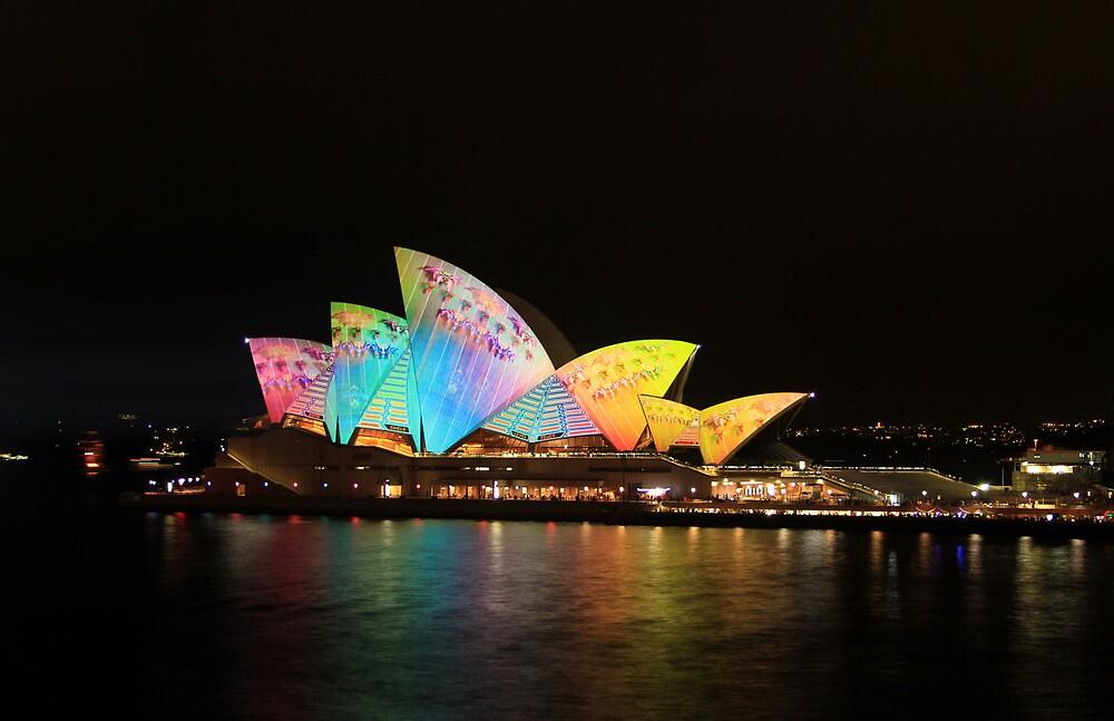 Vivid: Sydney 2014 - 003 by Kezzarama