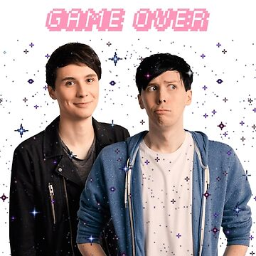 Dan and Phil by pastelflower