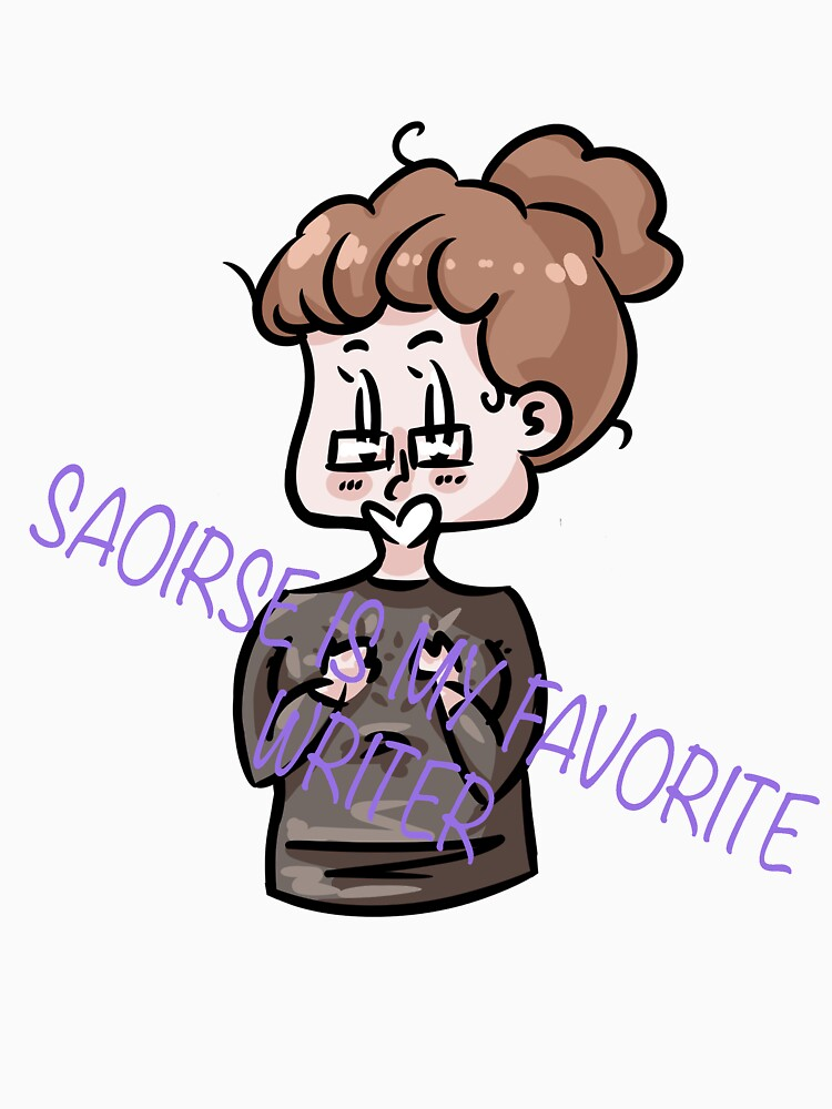 Saoirse is my Favorite by CritterFics