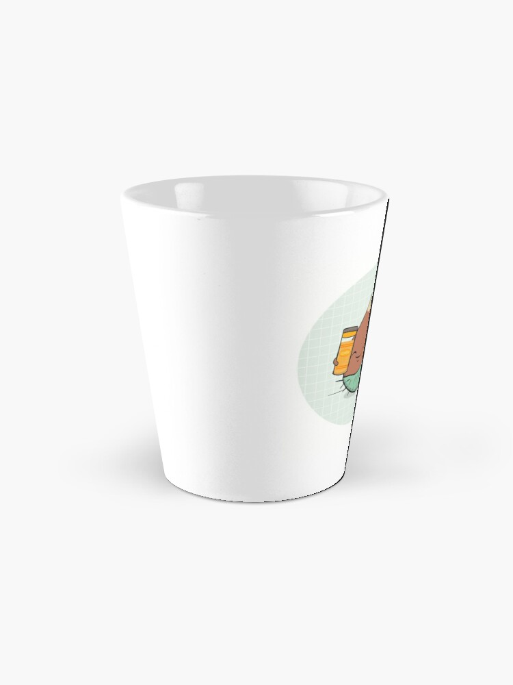 Mug ''Kinkajou - Kuri-Kuri Curry': autre vue