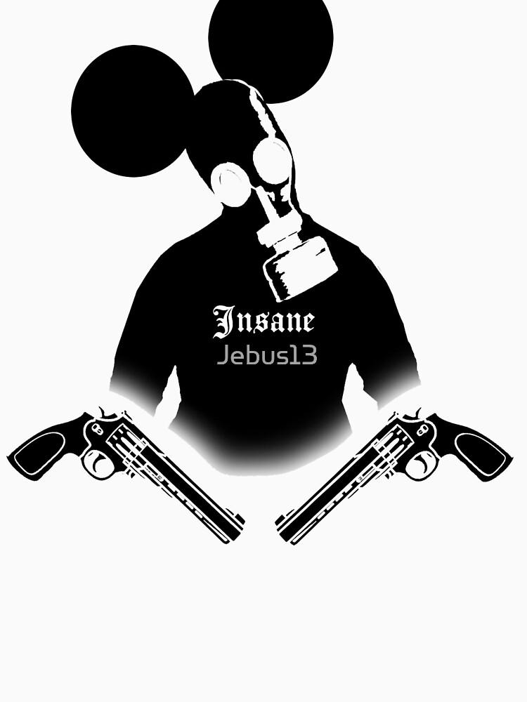 Insane Killer by Jebus13