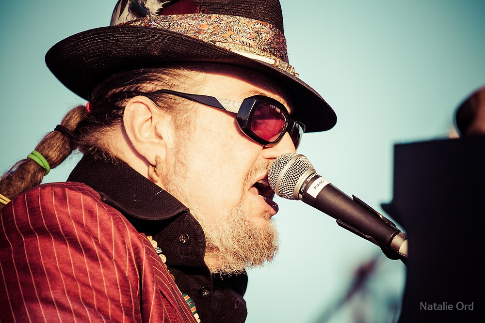 Dr John & The Nite Trippers #2 by Natalie Ord