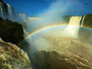 Iguazu Rainbows by JoEveritt