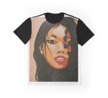 Kristina Anne - two face Graphic T-Shirt