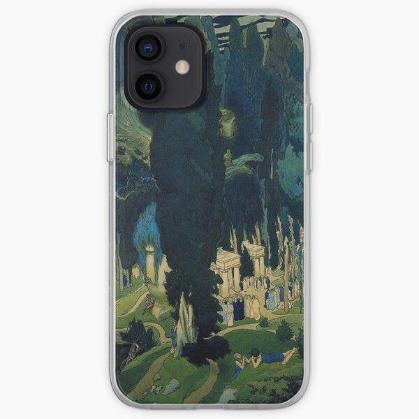 Leon Bakst. Elysium. 1906 iPhone Soft Case
