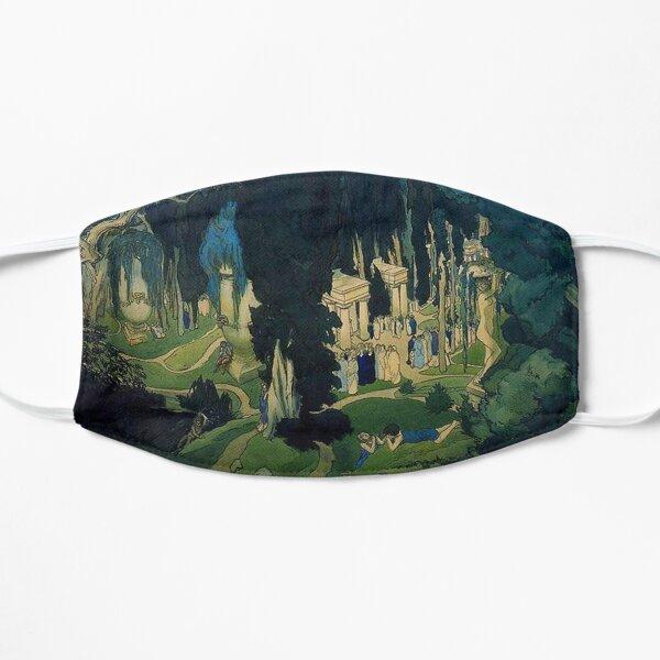 Leon Bakst. Elysium. 1906 Flat Mask