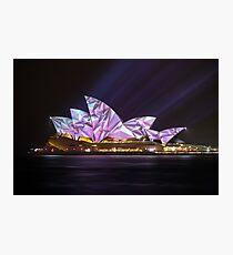 Vivid Opera Photographic Print