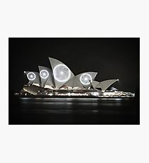 Spotted Opera Photographic Print