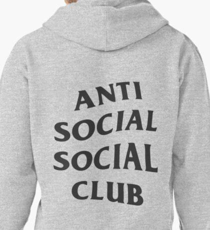 Anti Social Social Club Pullover Hoodie