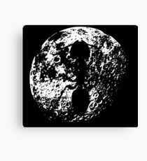 ant asteroid Canvas Print