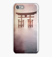 Cool Tori gate iPhone Case/Skin
