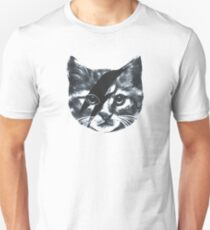 Stardust Cat face T-Shirt