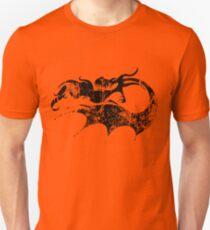 Black Stoker Class Grunge Unisex T-Shirt