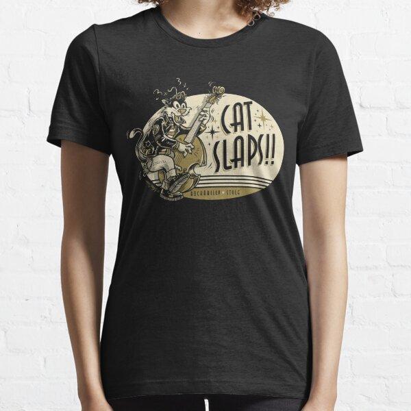 Cat Slaps Essential T-Shirt