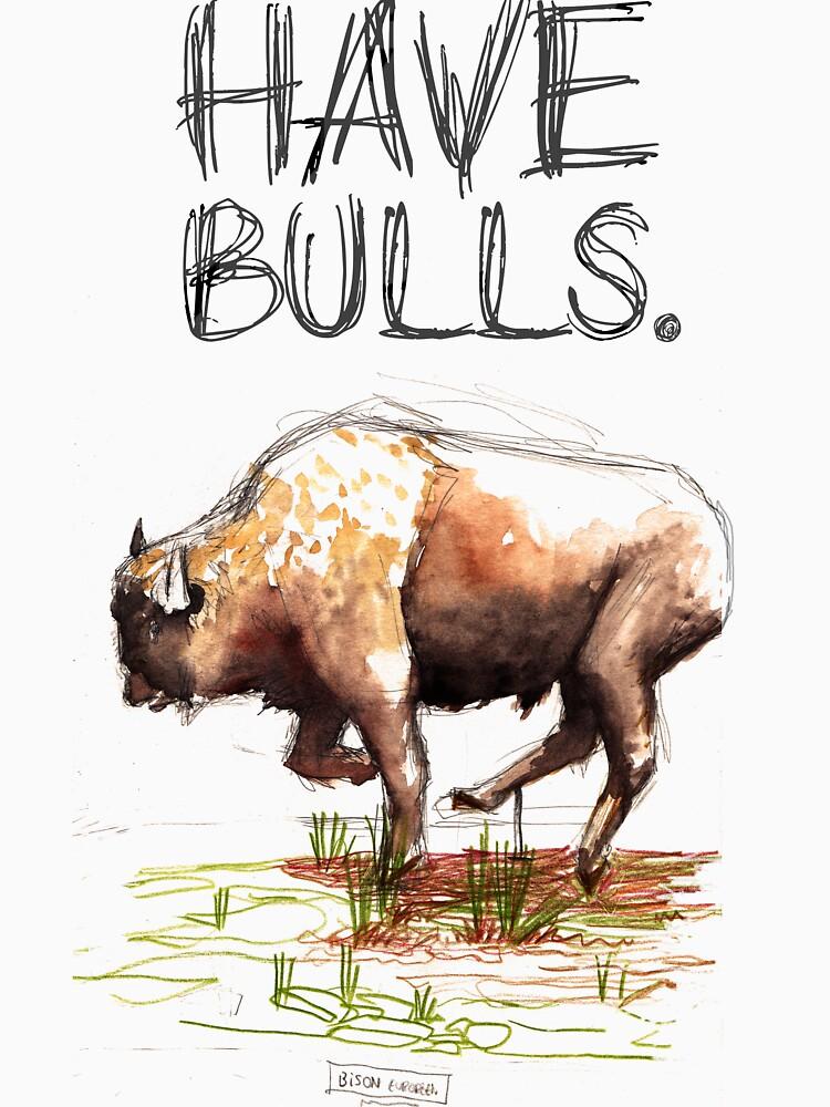 Have some bulls. by Jaglabak