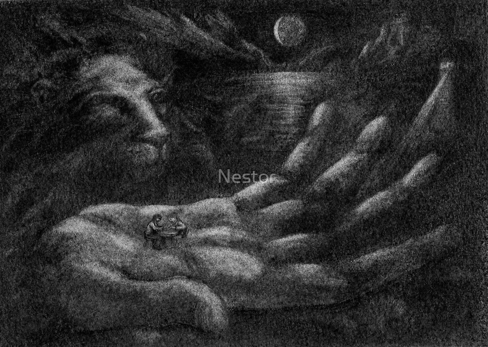 Palmistry - 'You Are Here' by Nestor