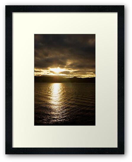 Sunset by hulkingrach
