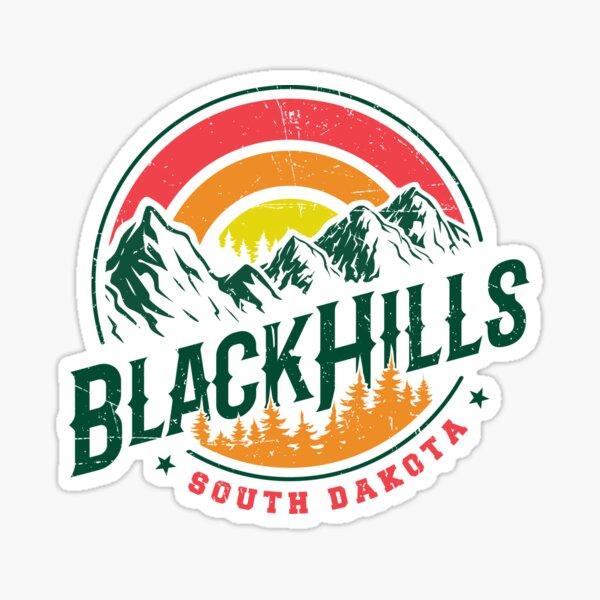 Black Hills South Dakota Sticker