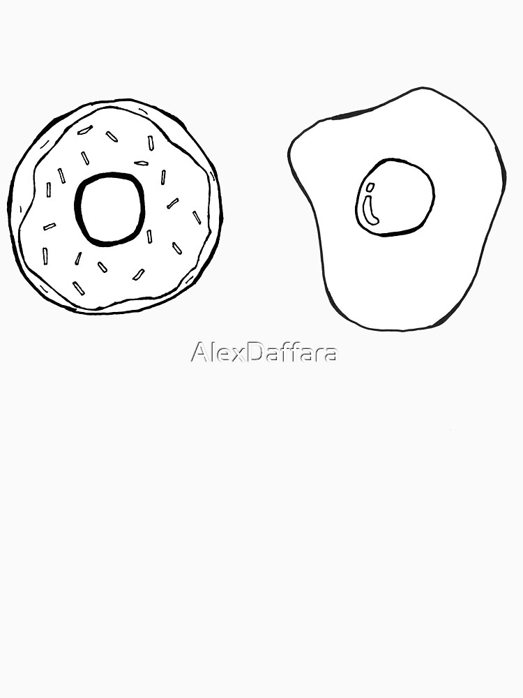 Odd Titties (Black and White) by AlexDaffara