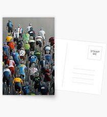 Peleton 2014 Postcards