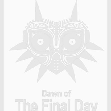 Majora The Final Day White Version by morales138