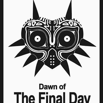 Majora The Final Day Black Version by morales138