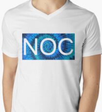 NOC Blue Tie-Dye T-Shirt