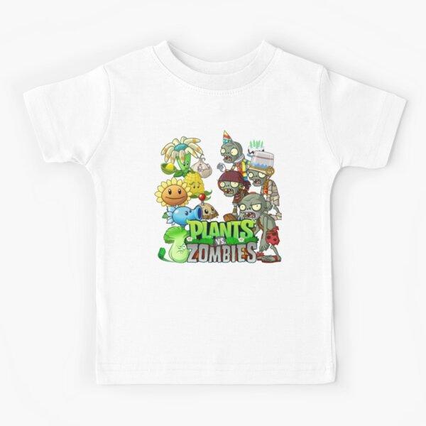 Plants VS Zombies Kids T-Shirt