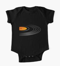 Music Retro Vinyl Record  Kids Clothes