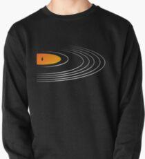Music Retro Vinyl Record  Pullover Sweatshirt