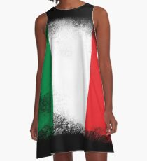Italy A-Line Dress