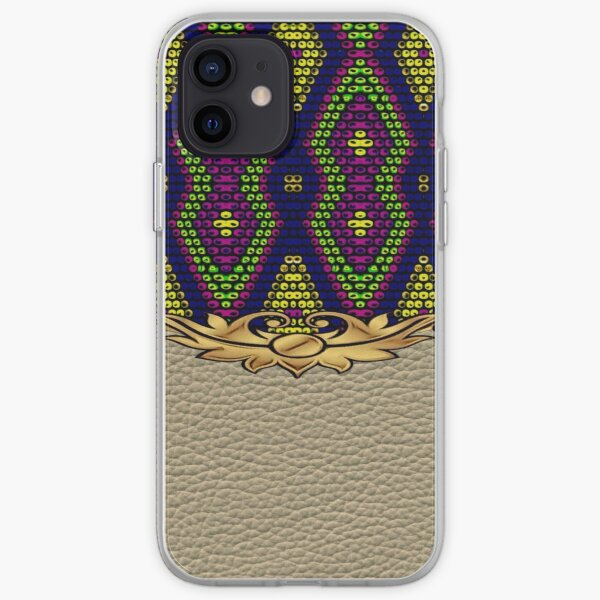 Royal Ornaments - Color2 iPhone Soft Case