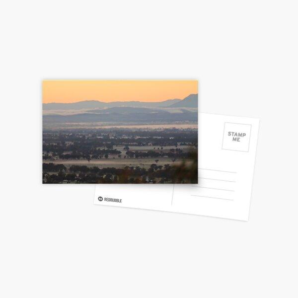 Before Dawn, Wangaratta Postcard