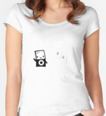 Sup Playa' Women's Fitted Scoop T-Shirt
