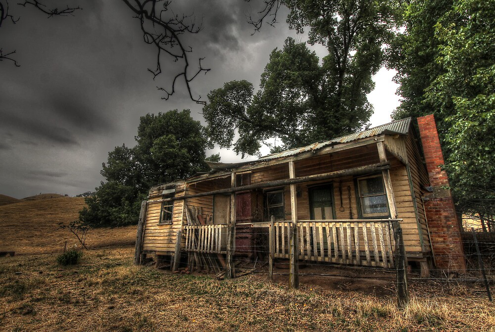 Old Homestead by RobbieAlex
