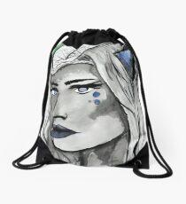 Farel hearts Drawstring Bag