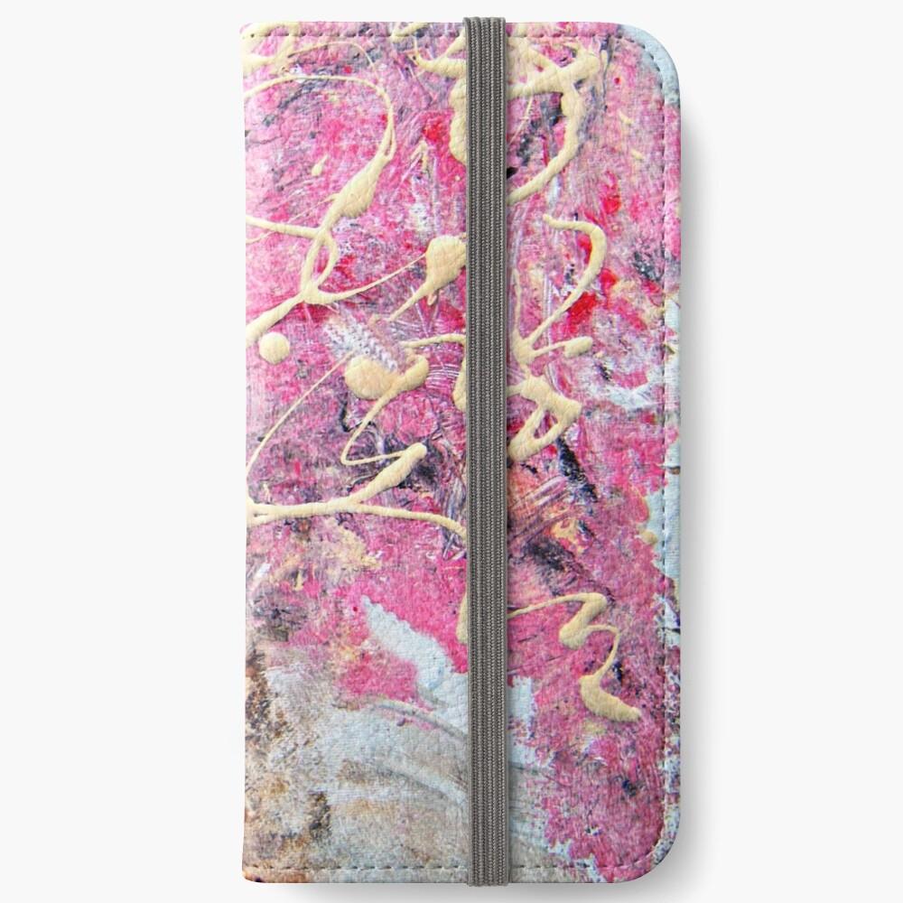Cherry Tree iPhone Wallet