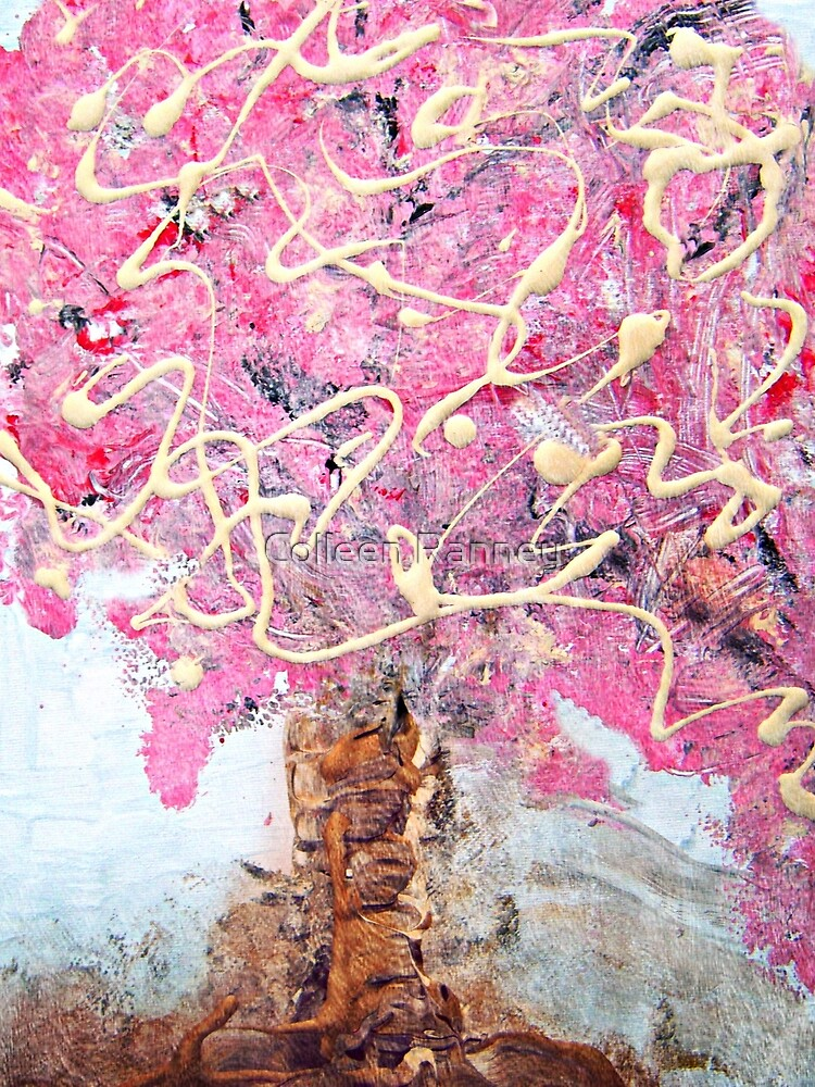 Cherry Tree by colleenranney
