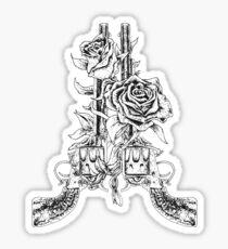Old West Sticker