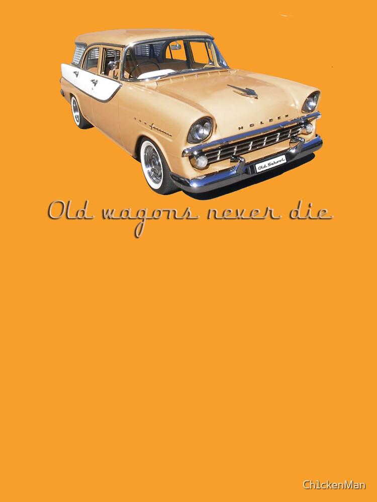 Old wagons never die (EK classic version) by Ch1ckenMan