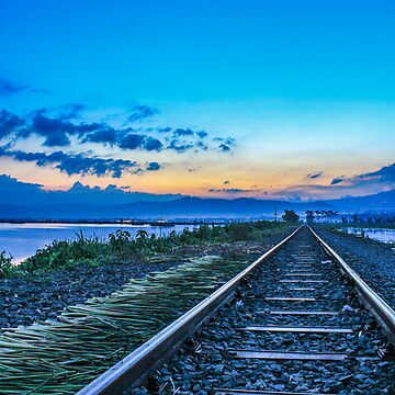 railroad by MALIQ