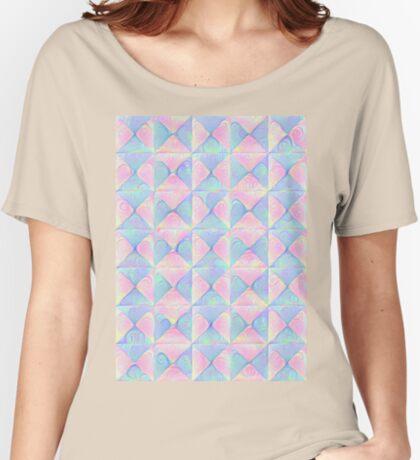 #DeepDream factures #art Relaxed Fit T-Shirt