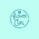 Flower girl (in a pretty bloom wreath) by jazzydevil