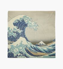 Kanagawa-Welle Tuch
